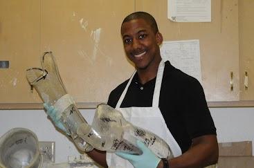 Laduan Smedley, Biomedical Engineer Graduate, UC Davis