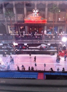 Red Carpet at Academy Awards