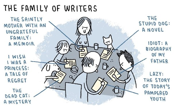 The Family of Writers