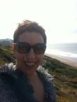 Selfie at the ocean
