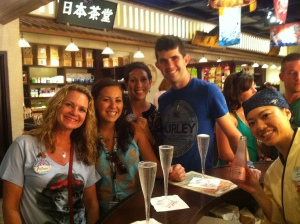 Japanese Sake Bar!