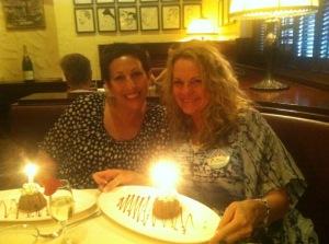 Gail & Melissa Celebrate 50!