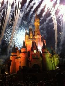 Spectacular Halloween Fireworks