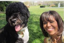 Michelle Obama Selfie